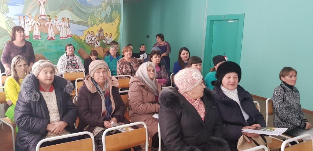 Абганеровский дом интернат для престарелых и инвалидов